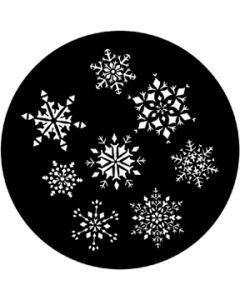 Snowflakes 2 gobo