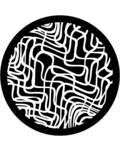 Woven Grid gobo
