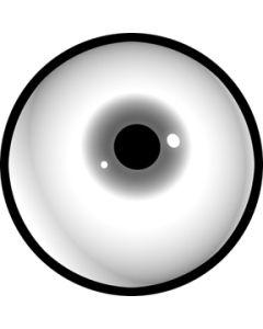 Pupil gobo