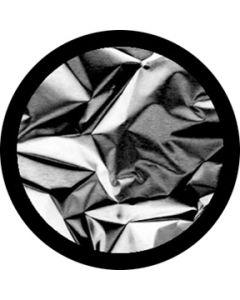 Foil Scrunch gobo