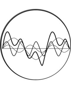 Oscillating Waves gobo