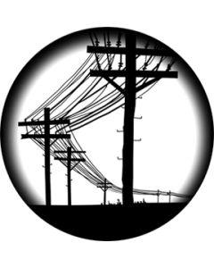 Tele Lines gobo