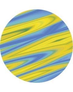 Saturn Yellow gobo