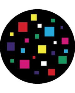 Squares gobo