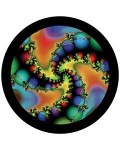 Infrared Spheres gobo