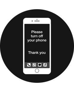 Phone 2 gobo