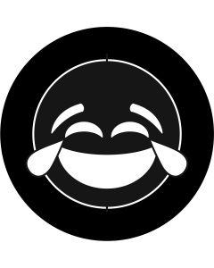 Laughing Crying Emoji gobo