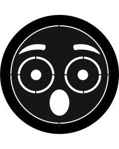 Shock Emoji gobo