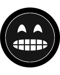 Grimacing Emoji gobo