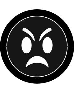 Cross Emoji gobo