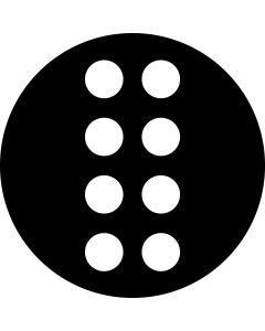 Eight Dots gobo