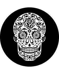 Sugar Skull White gobo