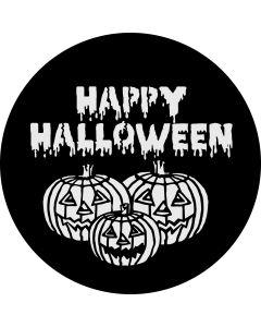 Happy Halloween gobo