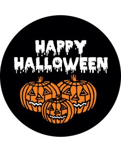 Happy Halloween Colour gobo