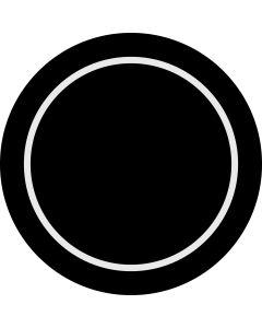 Circle Cone Outline gobo