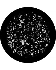 City at Night gobo