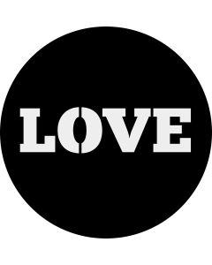 Love Bold gobo
