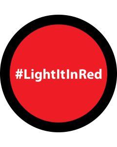 #Light It In Red 3 gobo