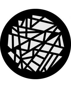 Grid Triangles gobo