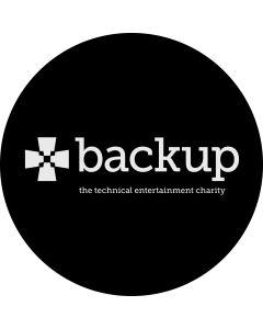 Backup Charity 3 gobo
