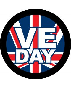 VE Day Flag 1 gobo