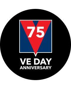 VE Day 75 Colour gobo