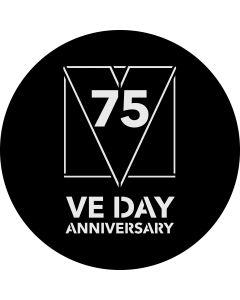 VE Day 75 Metal gobo
