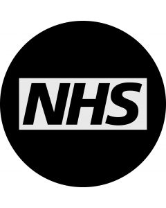 NHS Rectangle gobo