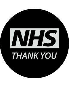 NHS Thank You gobo