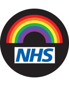 NHS Rainbow gobo
