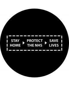 Protect the NHS gobo