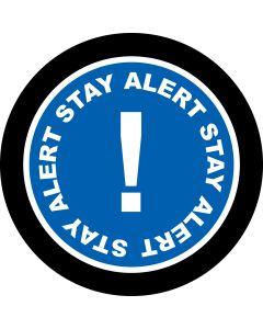Stay Alert 1 gobo