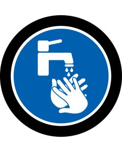 Wash Your Hands 1 gobo
