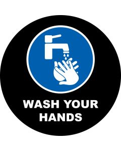 Wash Your Hands 3 gobo