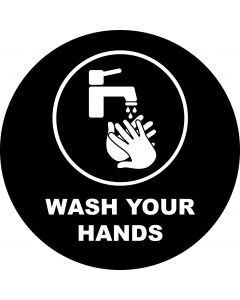 Wash Your Hands 4 gobo