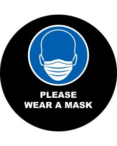 Safety Mask 3 gobo