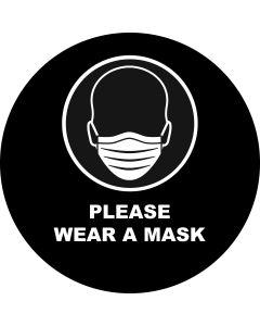 Safety Mask 4 gobo