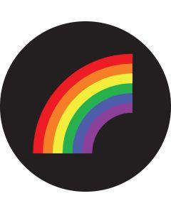 Rainbow Quarter gobo