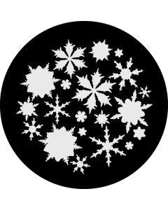 Snowflakes 5 gobo