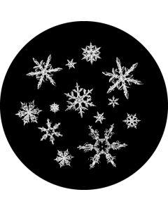 Snowflakes 8 Glass (50mm min) gobo