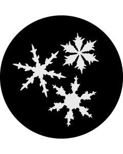 Snowflakes 12 gobo