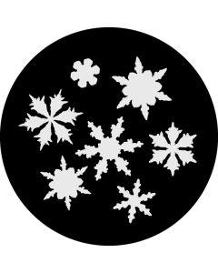 Snowflakes 13 gobo