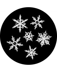 Snowflakes 14 gobo