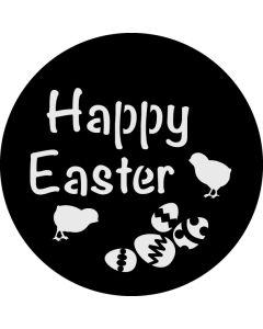 Happy Easter Chicks gobo