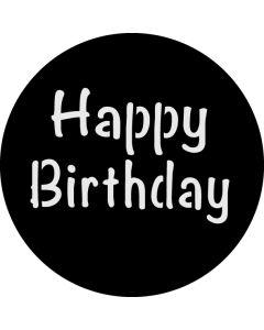 Happy Birthday gobo