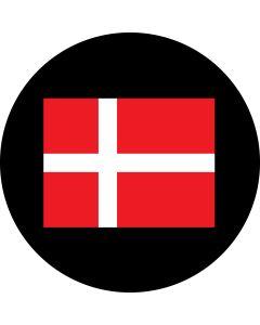Denmark Flag gobo
