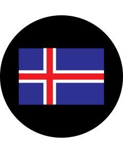 Iceland Flag gobo