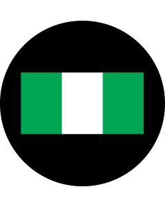 Nigeria Flag gobo