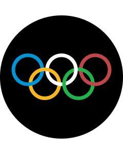 Olympic Rings 1 gobo