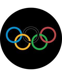 Olympic Rings 2 gobo